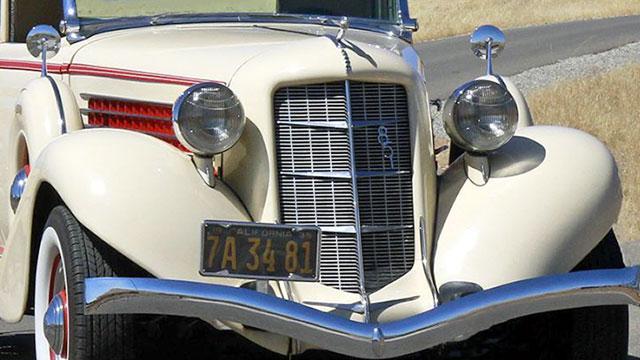 Auburn Across America's 1935 Auburn Coupe 851